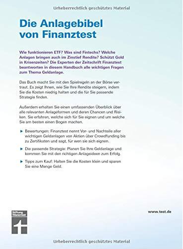Handbuch Geldanlage: Aktien, Fonds, Anleihen, ‧Festgeld, Gold und Co.